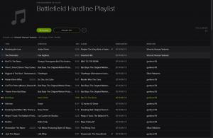 hardlineplaylist