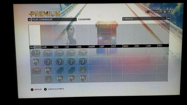 Battlefield Hardline Premium Kalender