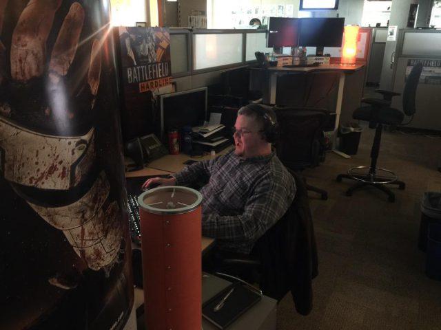 """Battlefield Hardline Lead Multiplayer Producer """"Thad Sasser"""" hat viel Spaß beim testen der neuen Maps."""