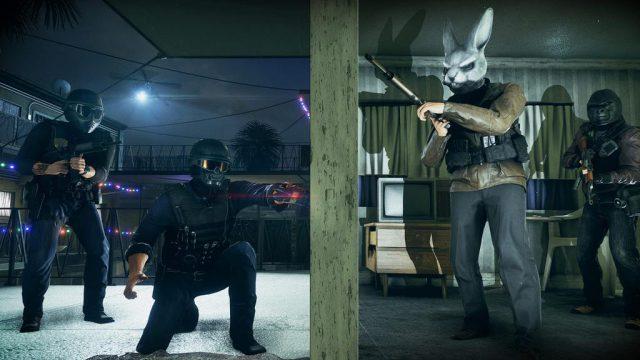 Dieses Bild zeigt bereits ein paar der neuen Masken