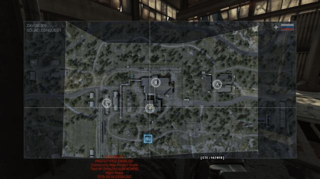 Zavod 311 im Squad Conquest Spielmodus (Battlefield 4 CTE)