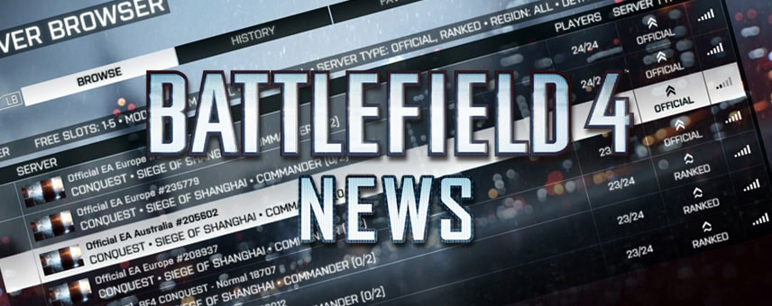 Battlefield 4 High Tickrate Konsolen Gameserver