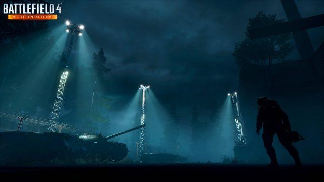 Graveyard Shift - Die erste Battlefield 4 Nachtmap