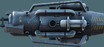 XD-1 Accipiter (Battle Pickup)