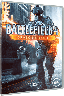 Battlefield 4 DLC Dragon's Theeth -pack-front