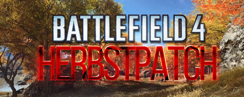 Battlefield 4 Herbstpatch
