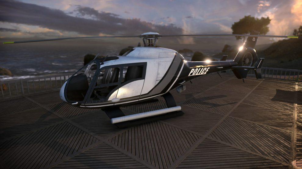 Spähhelikopter