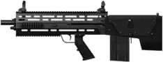 Bulldog Assault Rifle