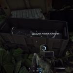 In einer Kiste liegt der Phantom Bogen