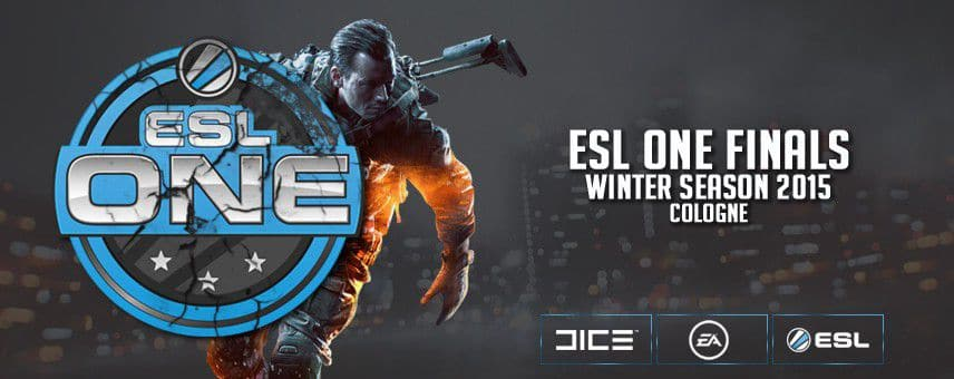 Battlefield 4 ESL One Finals
