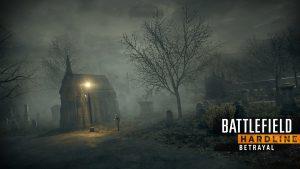 Battlefield Hardline Betrayal - Cemetry (2)