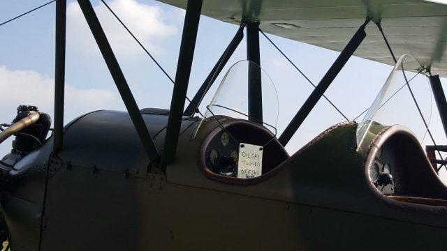 Screenshot eines Cockpits welcher angeblich aus dem neuen Battlefield stammt