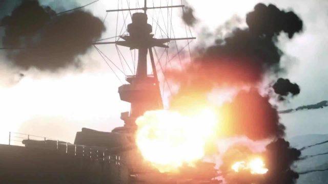 Battlefield 1 - Schweres Schlachtschiff