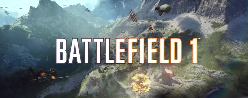 Battlefield 1 und die Partnerschaft mit der Xbox One