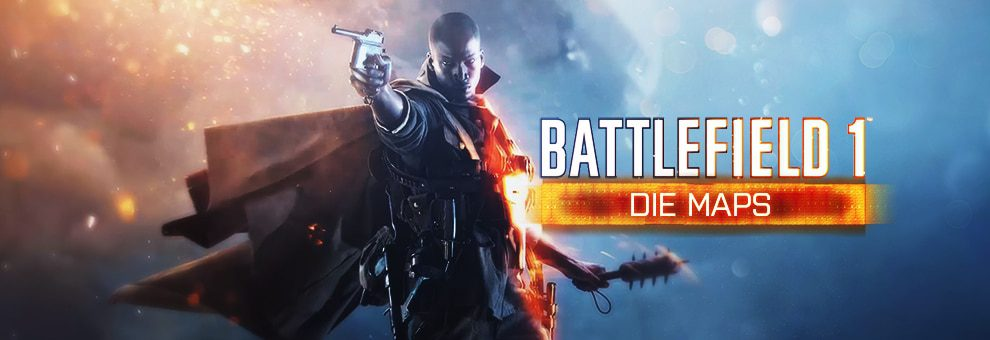 Battlefield 1 Multiplayer Maps