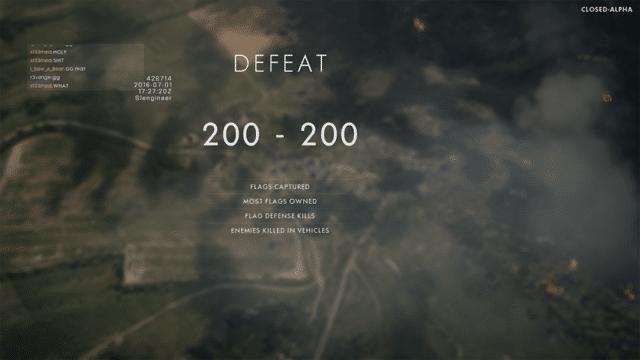 Das Endergebnis in Battlefield 1 ist bei ausgeglichenen Teams oft knapp.