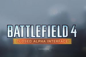 Battlefield User Interface