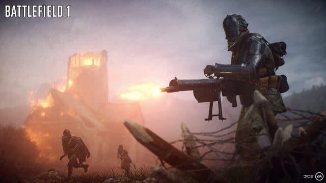 Battlefield 1 Eliteklasse - Wachsoldat / Sentry