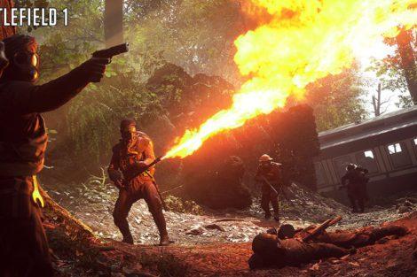 Der Flammschütze / Flame Trooper