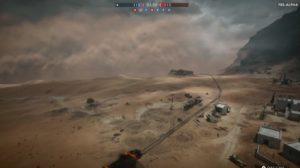 Sandstorm Incomming!!