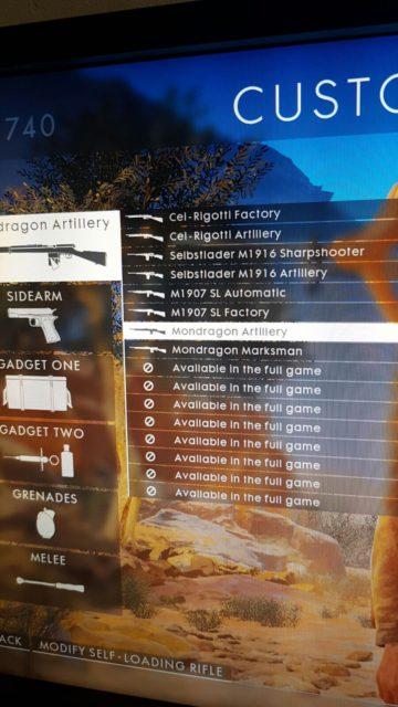 DICE schaltet alle in der Beta verfügbaren Waffen frei.