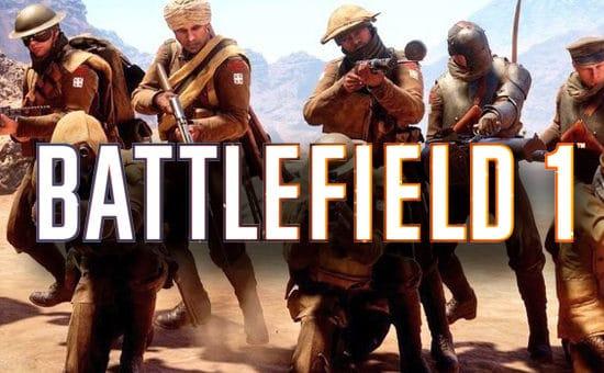 Battlefield 1 Singleplayer Kampagne