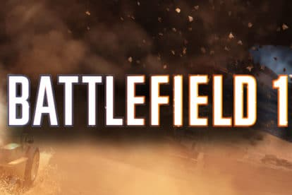 Battlefield 1: Massenhaft Gameplay