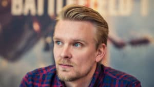 Daniel Berlin, Lead Level Designer von Battlefield 1
