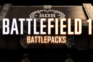 Battlepacks in Battlefield 1
