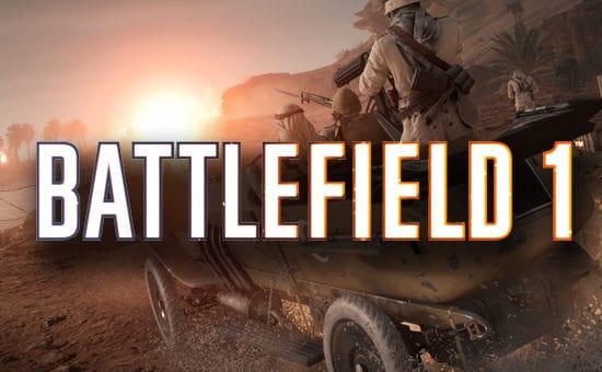 Battlefield 1 Launch Trailer