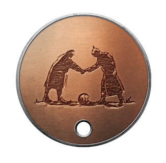 Battlefield 1 Holidayevent Dogtag