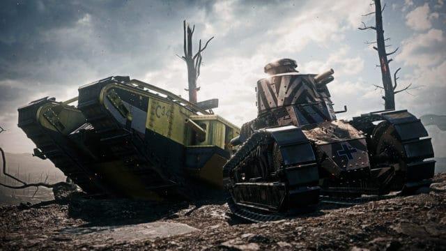 Mit Revision 10 der Battlepacks wird es auch Skins für Fahrzeuge geben.
