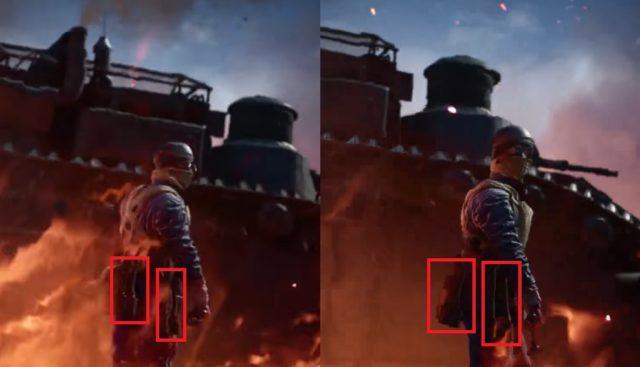 """Das Bild zeigt die neue Eliteklasse die mit der Erweiterung """"They Shall not Pass"""" in Battlefield 1 eingeführt wird."""