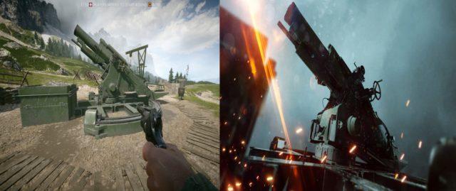 """Battlefield 1 DLC Content bereits auf Basis-Multiplayer """"Monte Grappa"""" gesichtet."""