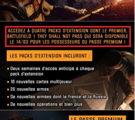 They Shall not Pass erscheint im März für Premium Spieler und im Handel