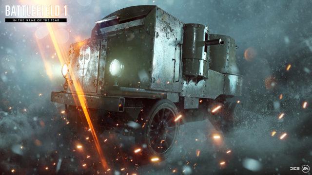 Putilow-Garford Panzerwagen