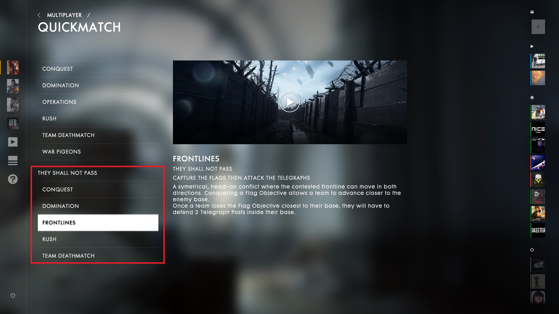 Battlefield 1: They Shall Not Pass ab sofort für alle verfügbar