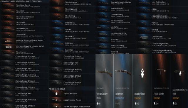 Battlefield 1 Battlepack – Revision 33