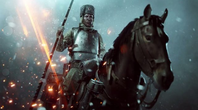 Battlefield 1: In the Name of the Tsar - Husaren