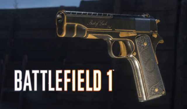 M1911 Care Package Skin