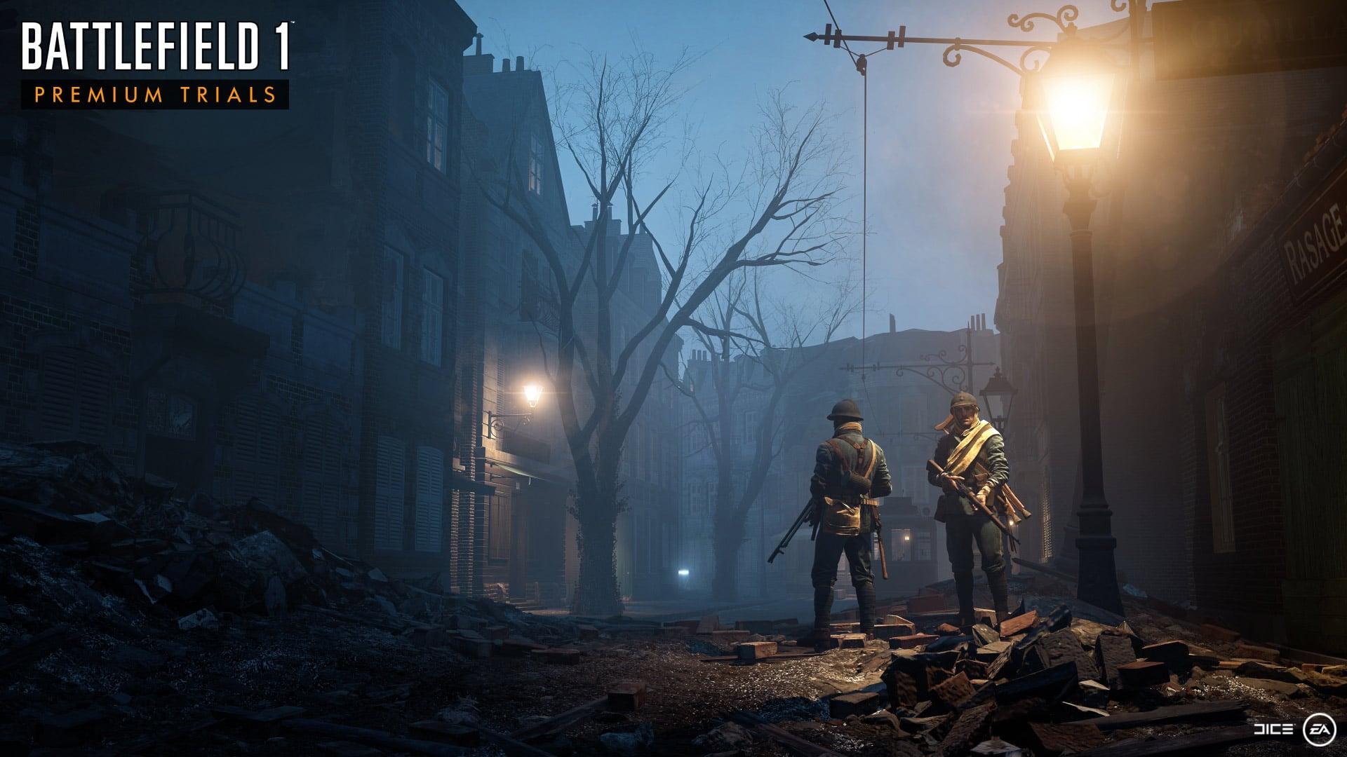 Heute neues Update für Battlefield 1