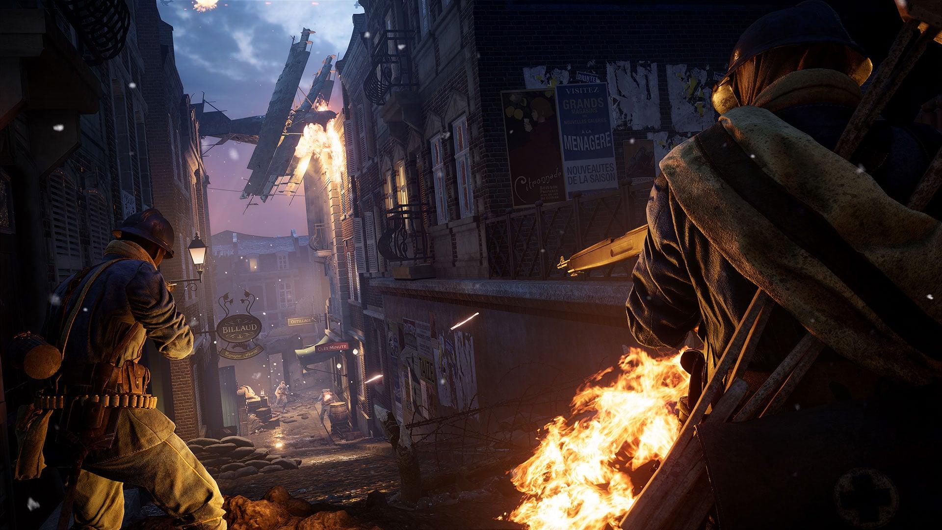 Battlefield 1: Patchnotes des Juli-Update und