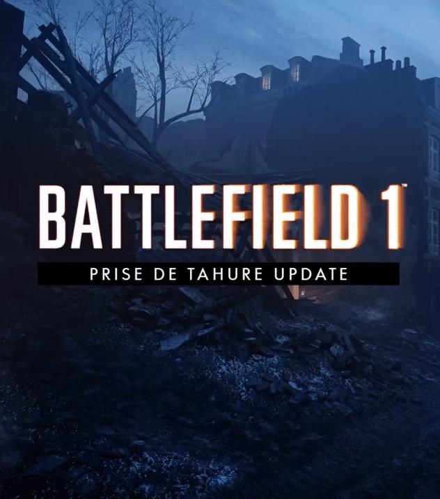 BF1: Juli-Update mit Prise de Tahure steht bereit