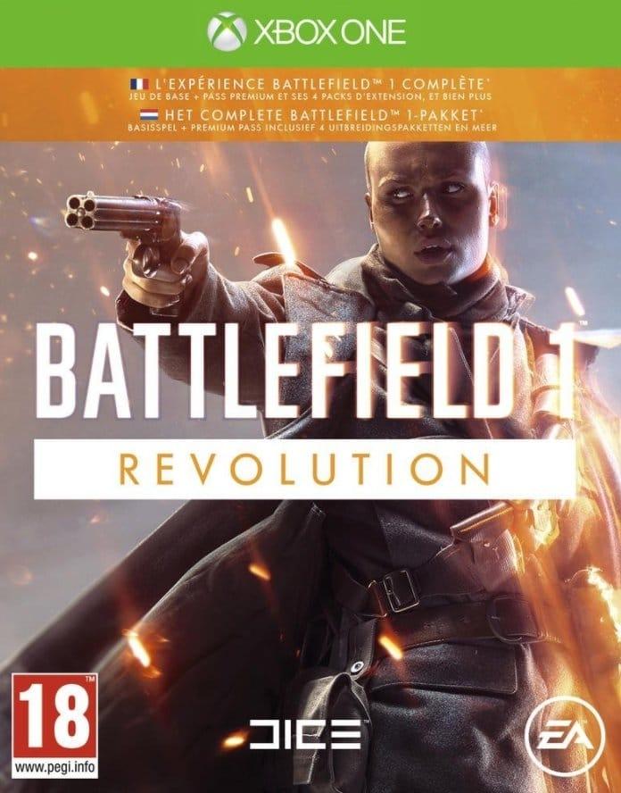 Battlefield 1 - Amazon listet kurzzeitig