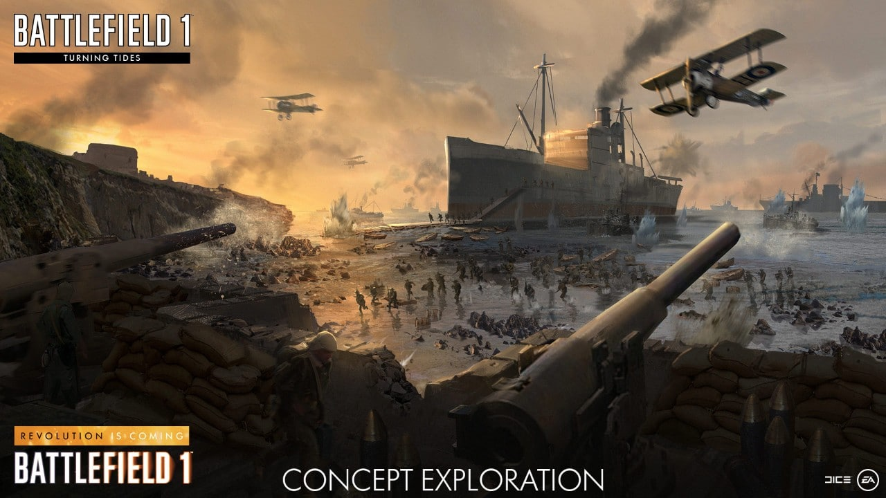 battlefield 1 turning tides concept 0107072017