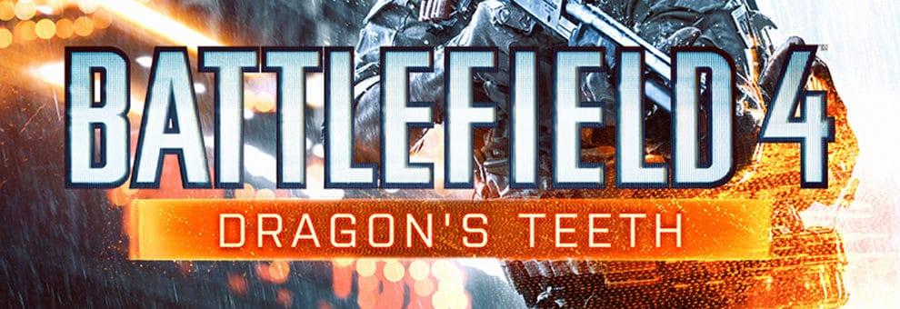 Battlefield 4 Dragon's Teeth Im August Gratis Verfügbar