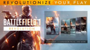 Battlefield 1 Revolution Edition - Inhalte