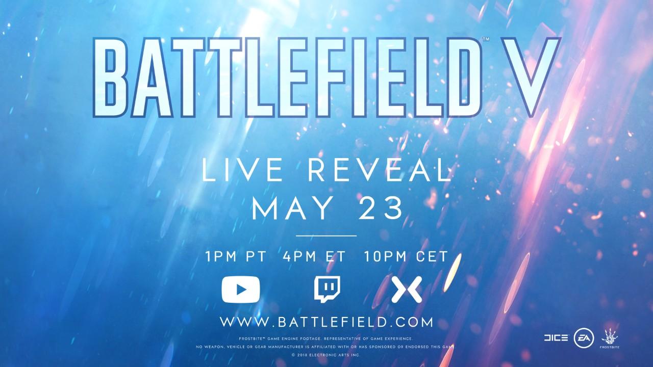 Battlefield 5: Enthüllung kommende Woche im Livestream