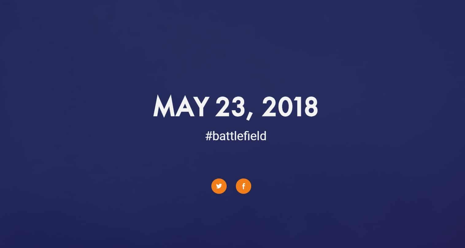 Battlefield 5: Singleplayer-Kampagne bestätigt
