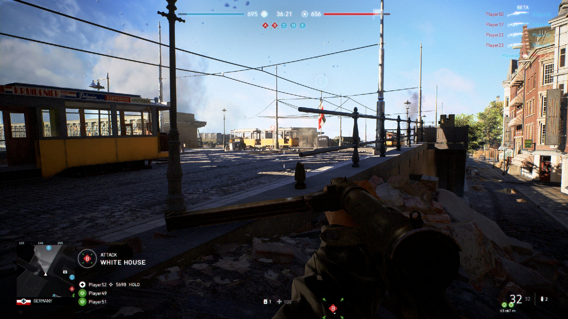 Battlefield V Beta – Gamescom Screenshot (18)
